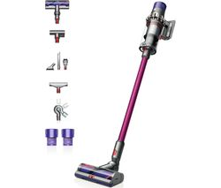 Cyclone V10 Animal Extra Cordless Vacuum Cleaner - Fuchsia