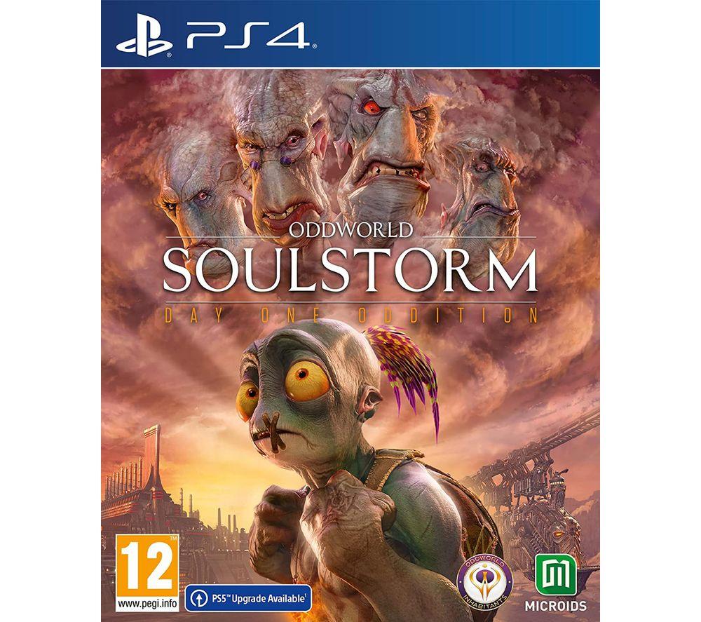 PLAYSTATION Oddworld: Soulstorm - Day One Oddition - PS4