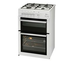 FLAVEL ML61NDWP FSD Gas Cooker - White