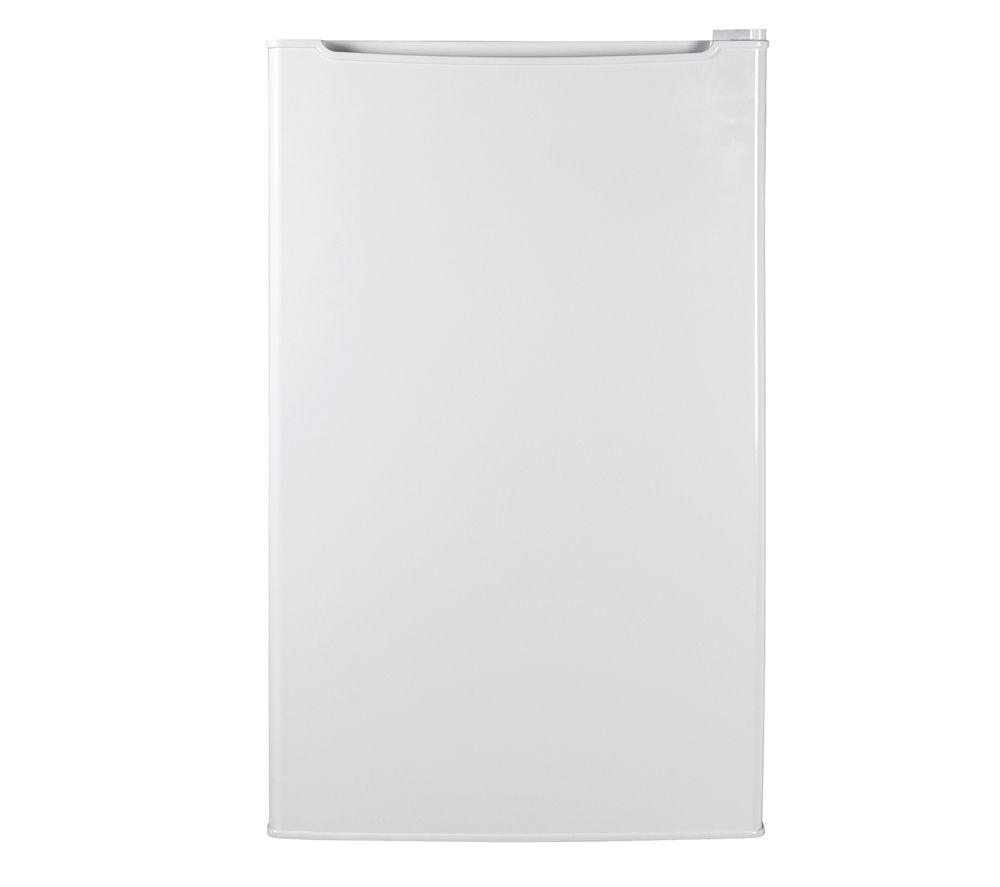 ESSENTIALS CUL50W12 Undercounter Fridge - White + CUF55W12 Undercounter Freezer - White