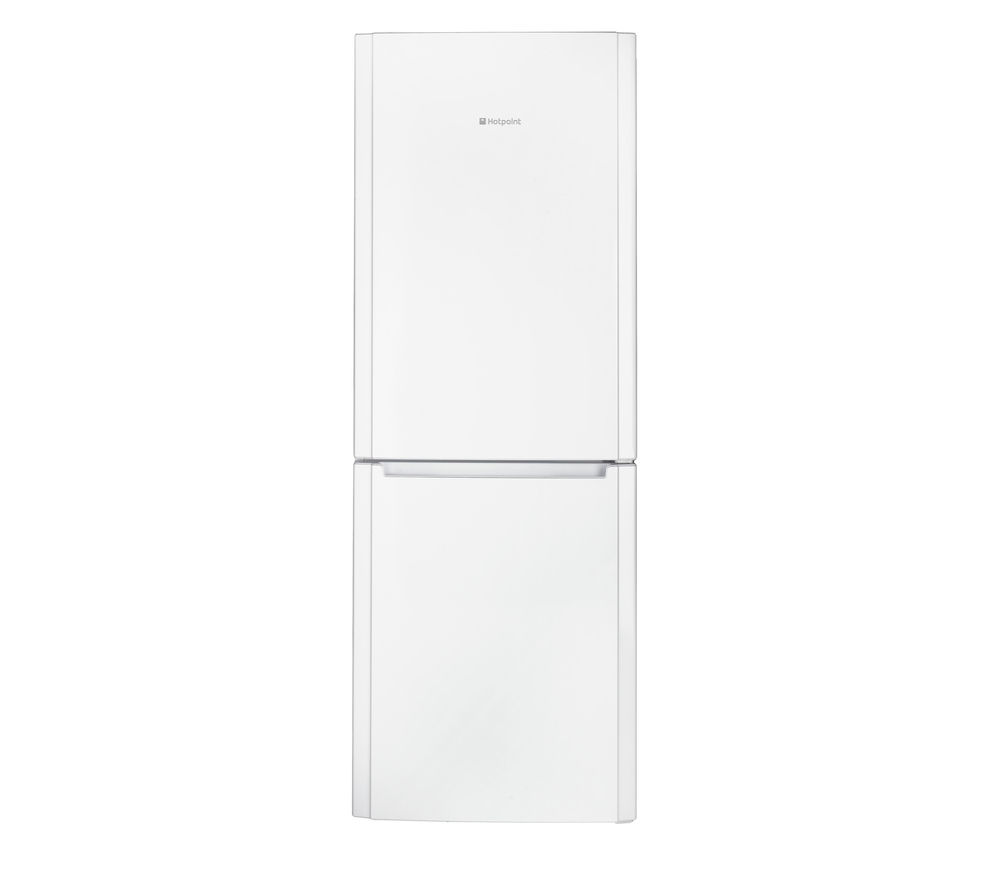 HOTPOINT FFUL1913P 65/35 Fridge Freezer - White
