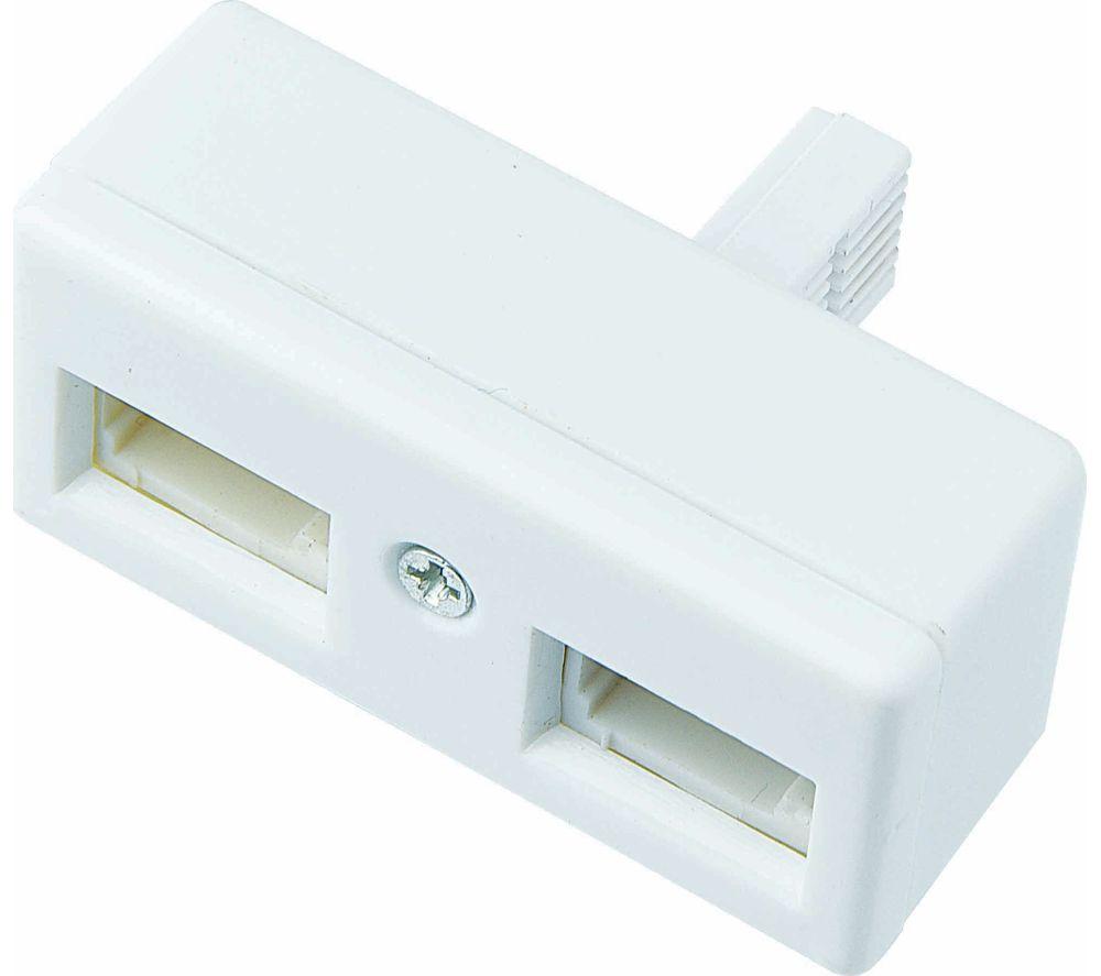 Logik Ltd0b15 Telephone Socket Adapter