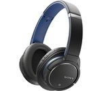 SONY MDR-ZX770BNL Wireless Bluetooth Noise-Cancelling Headphones - Blue