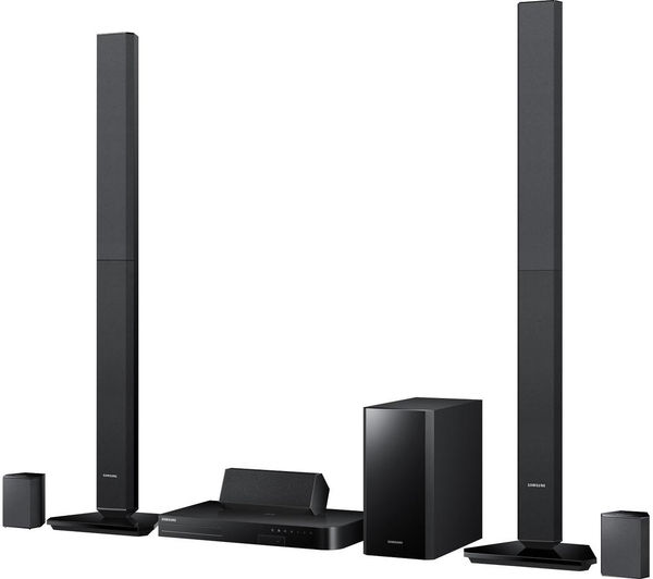 buy samsung ht j4530 5 1 smart 3d blu ray dvd home. Black Bedroom Furniture Sets. Home Design Ideas