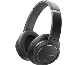 SONY MDR-ZX770BNB Wireless Bluetooth Noise-Cancelling Headphones - Black
