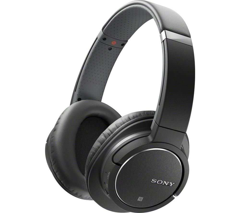 Compare prices for Sony MDR-ZX770BNB Wireless Bluetooth Noise-Cancelling Headphones