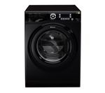 HOTPOINT WDUD9640K Washer Dryer - Black