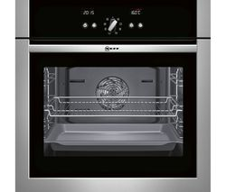 NEFF B14P42N5GB Electric Oven - Stainless Steel