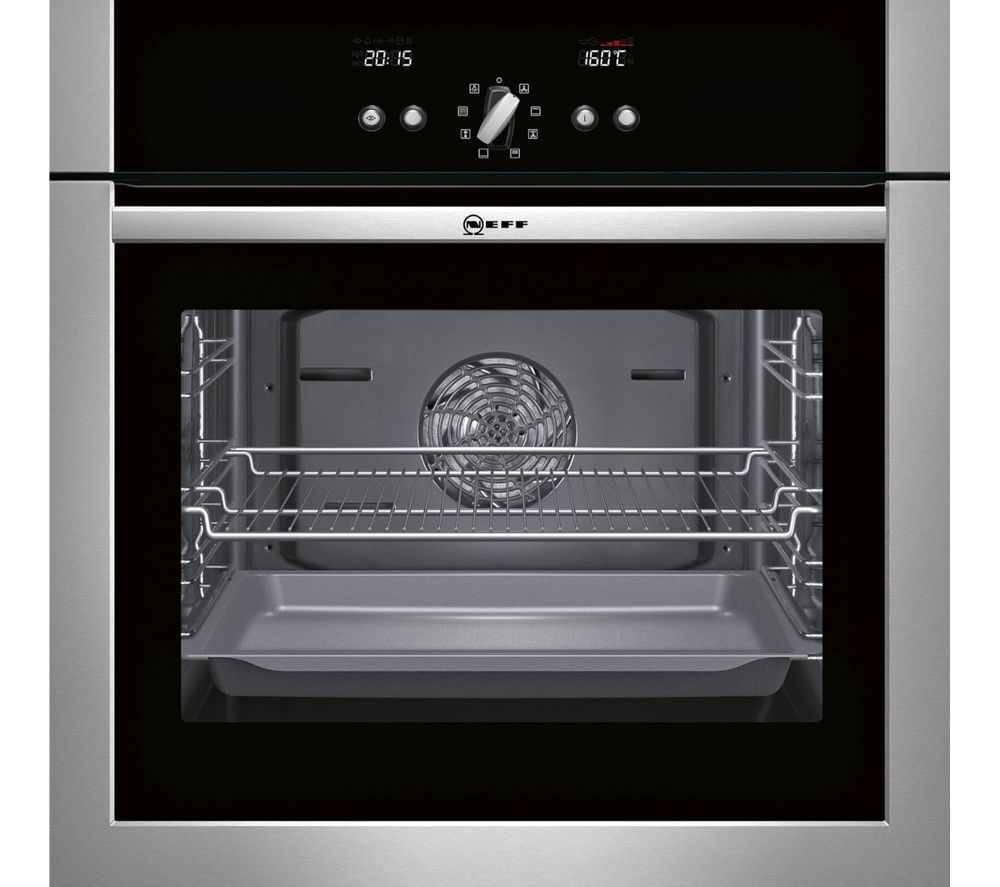 Compare retail prices of Neff B14P42N3GB Electric Oven to get the best deal online