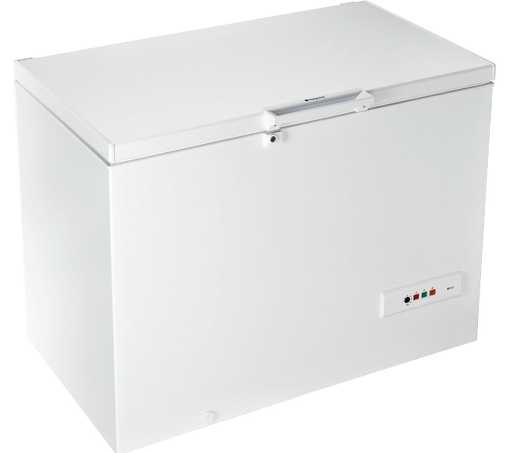 Buy Hotpoint Cs1a300h Chest Freezer White Free
