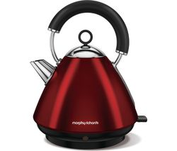 MORPHY RICHARDS Accents 102029 Traditional Kettle - Red