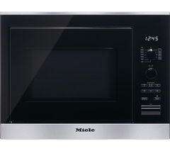 MIELE M6022SC Built-in Microwave with Grill - Stainless Steel