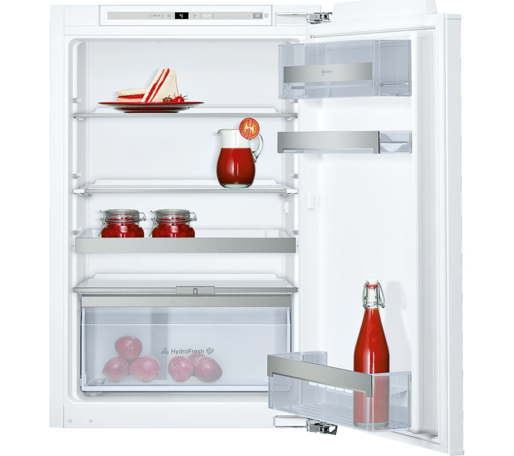 NEFF KI1213F30G Integrated Fridge - White