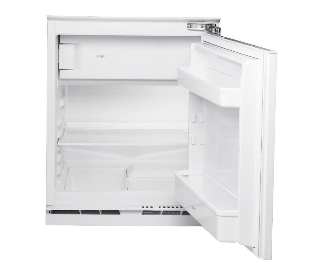 INDESIT IF A1 Integrated Undercounter Fridge - White