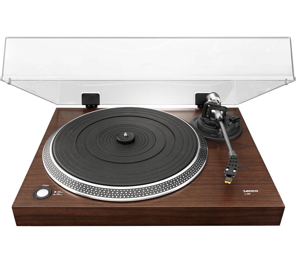 LENCO L-90 Turntable - Walnut