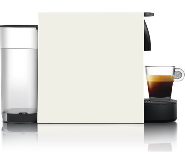 Nespresso is a premium price coffee, and by had annual sales in excess of 3 billion Swiss francs. The word Nespresso is a portmanteau of Nestlé and Espresso, a common mechanic used across other Nestlé brands (Nescafé, BabyNes, Nesquik).