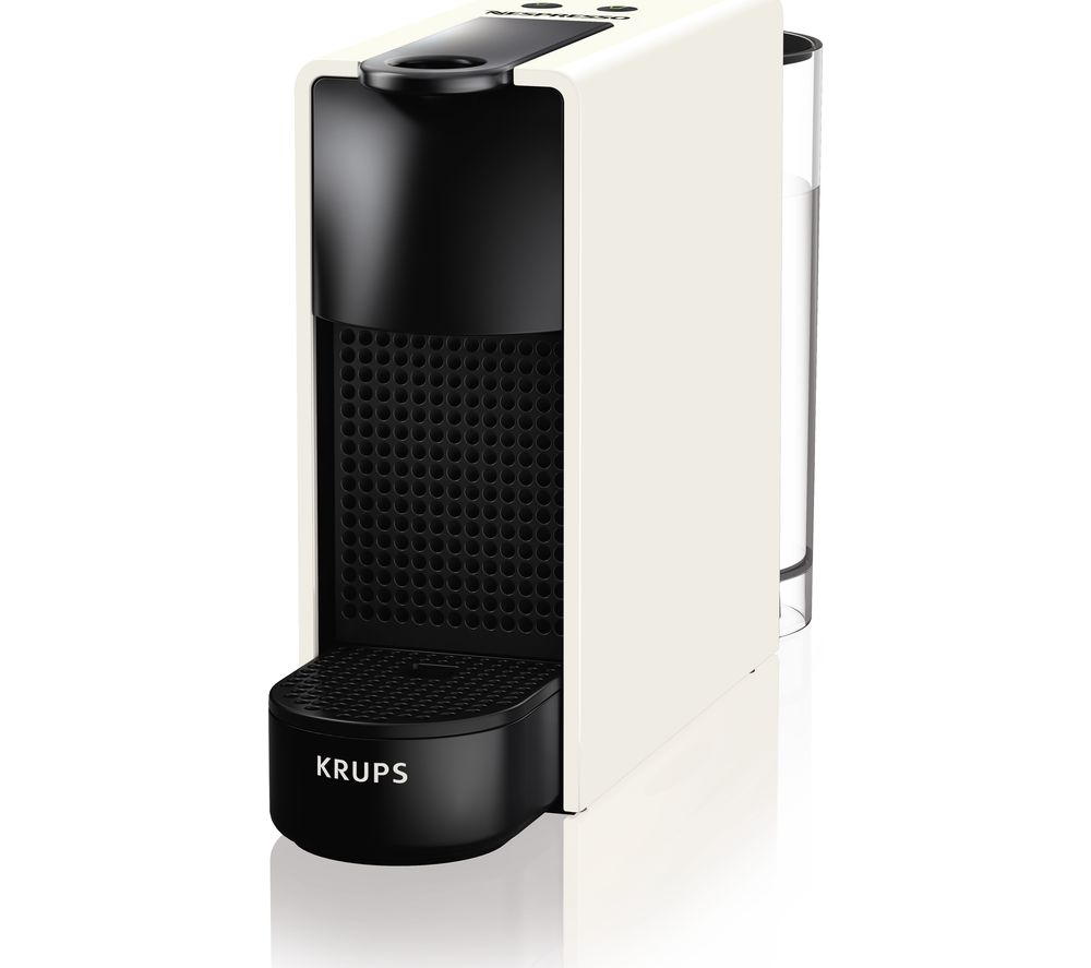 Compare retail prices of Nespresso by Krups Essenza Mini XN110140 Coffee Machine to get the best deal online