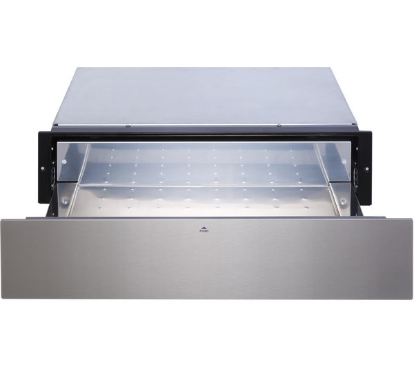 NEW WORLD UWD14 Warming Drawer - Stainless Steel, Stainless Steel