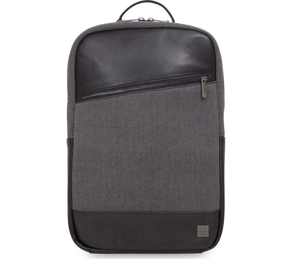 "KNOMO Southampton 15.6"" Laptop Backpack - Grey"