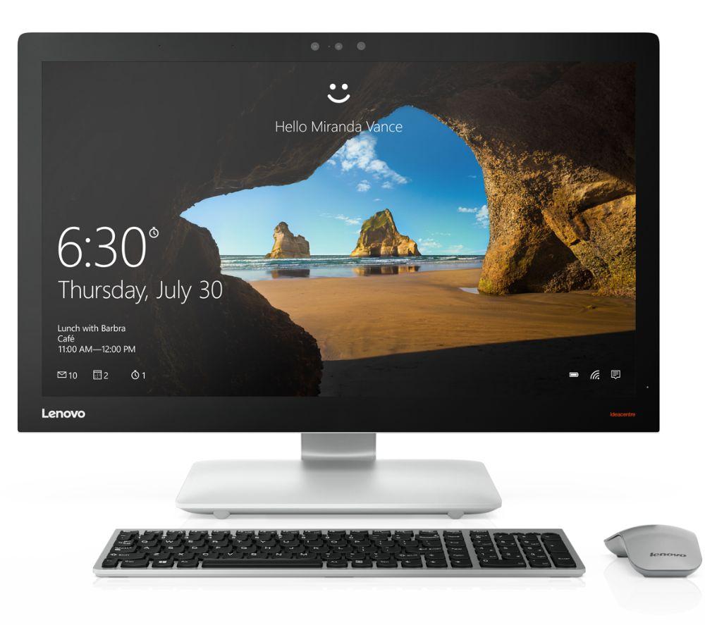 "LENOVO IdeaCentre AIO 910 27"" 4K Touchscreen All-in-One PC"