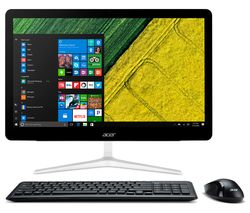 "ACER Aspire Z24-880 23.8"" Touchscreen All-in-One PC - Silver"