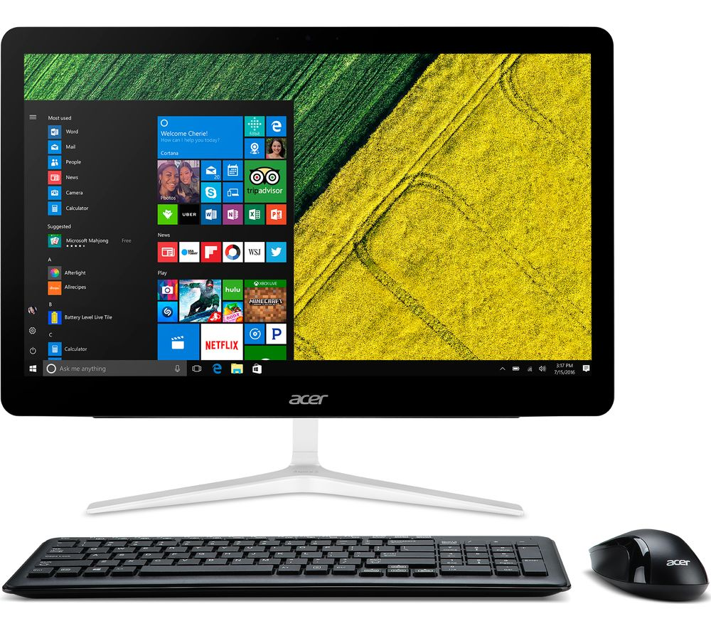 Compare prices for Acer Aspire Z24-880 23.8 Inch Touchscreen All In One PC
