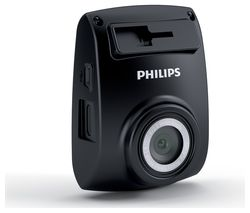 PHILIPS ADR610 Dash Cam - Black