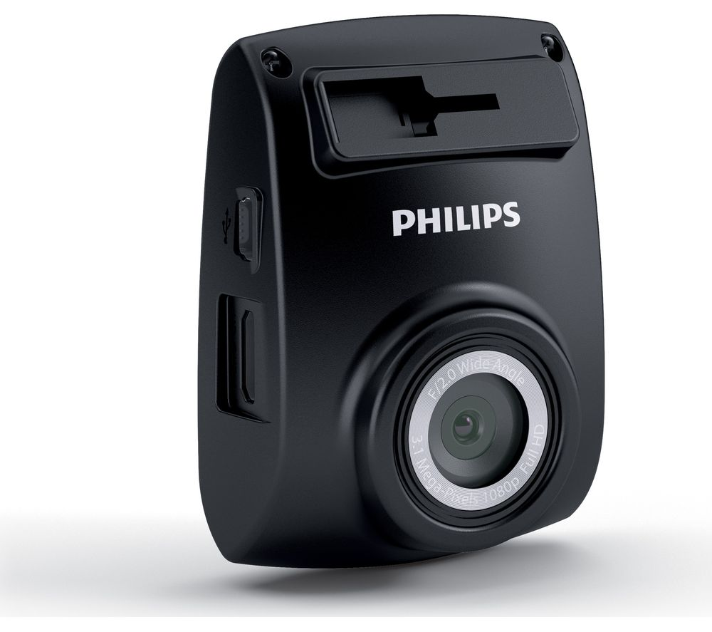 Compare retail prices of Philips ADR610 Dash Cam to get the best deal online