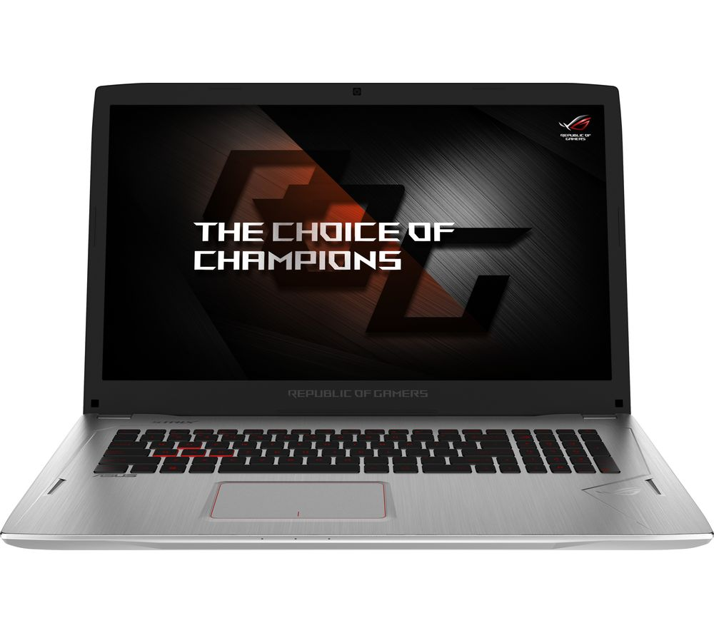 "Image of ASUS Republic of Gamers Strix GL702 17.3"" Gaming Laptop - Black, Black"