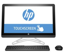 "HP 24-e086na 23.8"" Touchscreen All-in-One PC - Grey"
