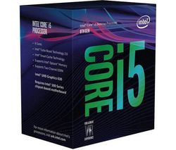 INTEL Core™ i5-8600K Unlocked Processor
