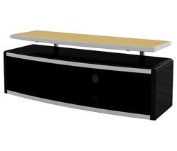 AVF Stage 1250 mm TV Stand - Black