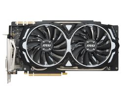 MSI GeForce GTX 1080 Ti 11 GB Armor Graphics Card
