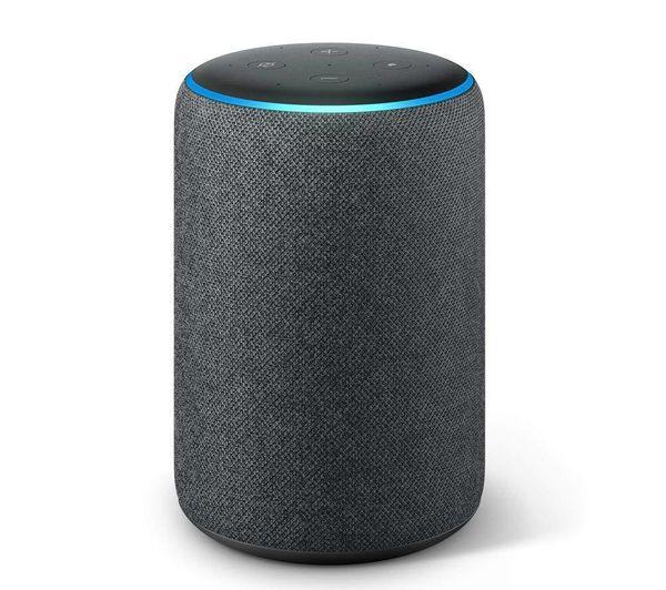 Image of AMAZON Echo Plus (2018) - Charcoal