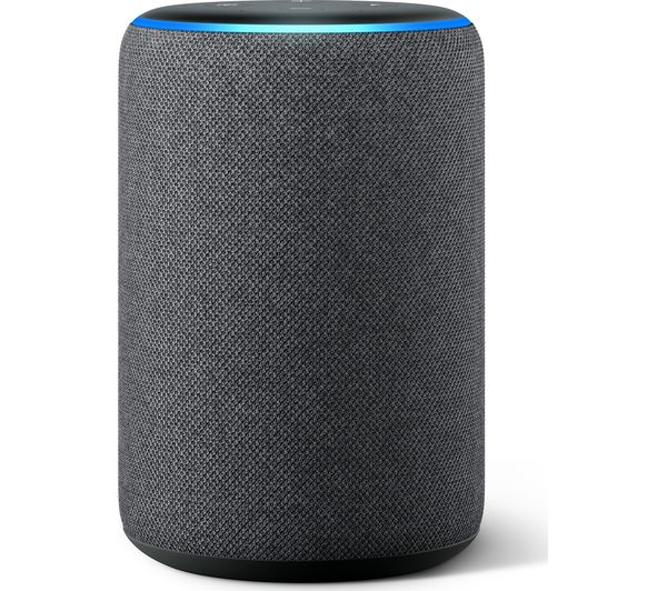 Buy Amazon Echo Plus 2018 Charcoal Free Delivery Currys