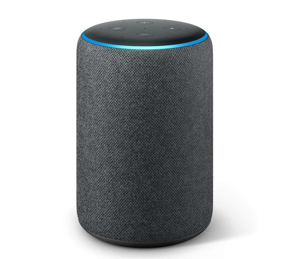AMAZON Echo Plus (2018) - Charcoal