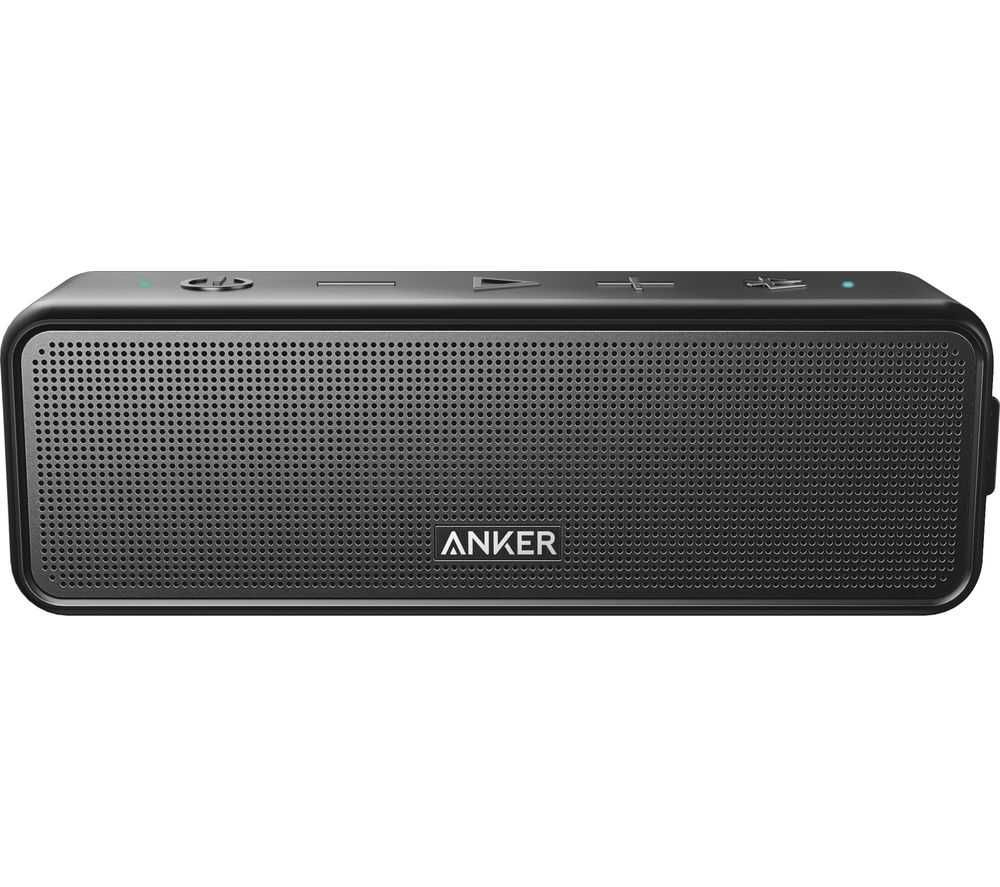 ANKER Soundcore Select Portable Bluetooth Speaker - Black, Black