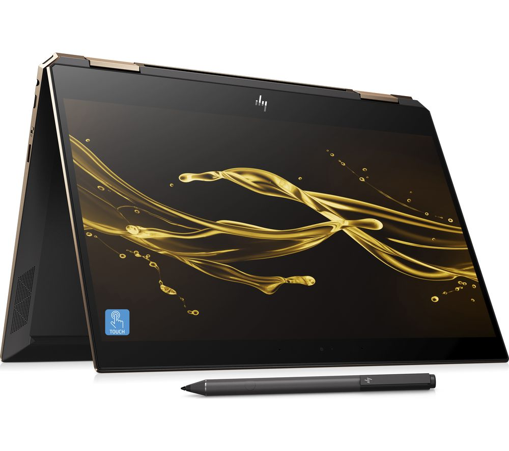"HP Spectre x360 13.3"" Intel® Core™ i5 2 in 1 - 256 GB SSD, Ash Silver"