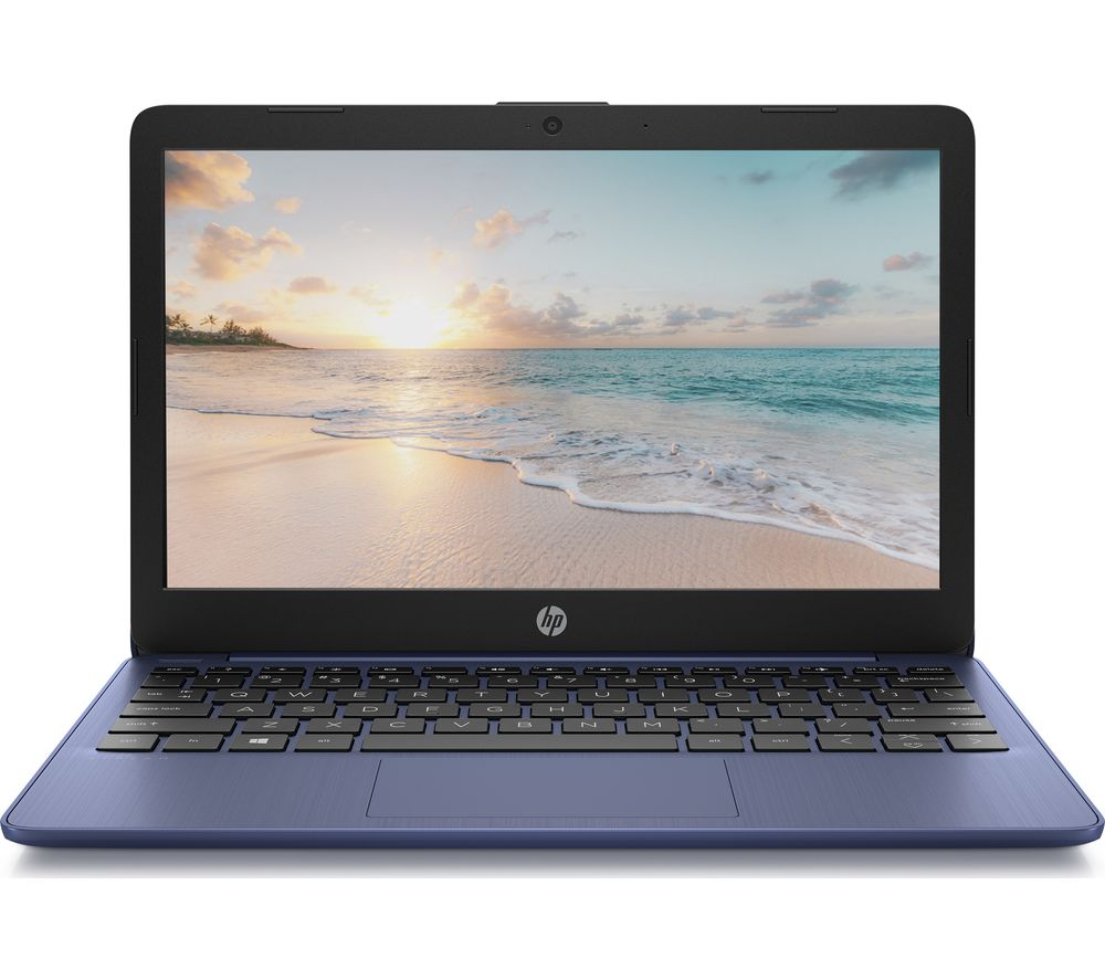 "HP Stream 11-ak0501sa 11.6"" Intel® Celeron™ Laptop - 32 GB eMMC, Blue"