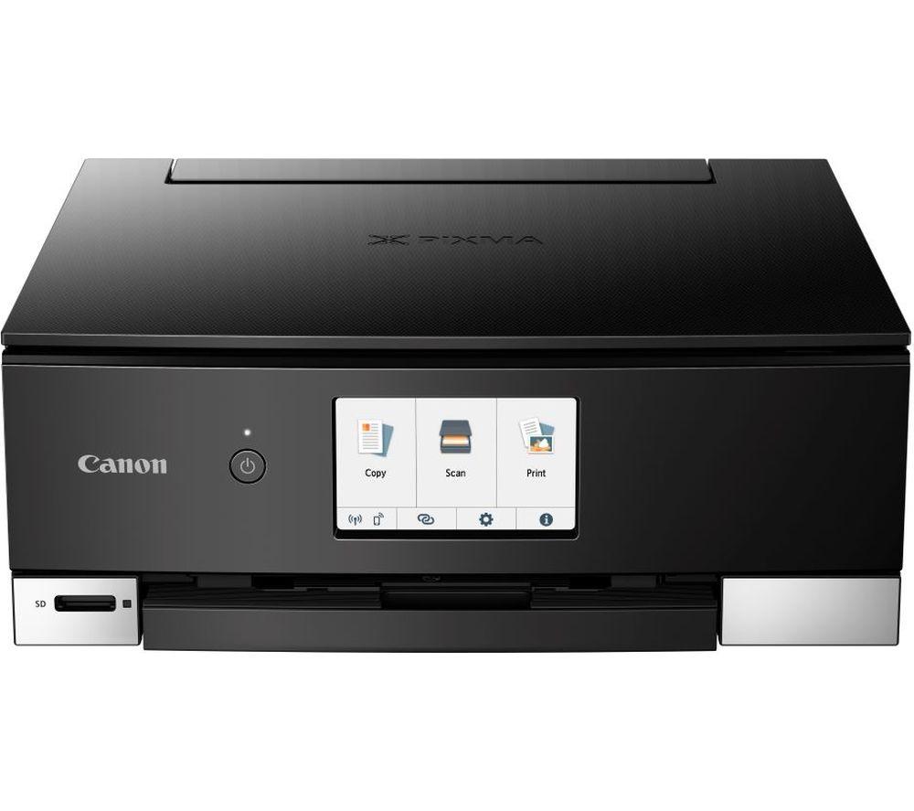 CANON PIXMA TS8250 All-in-One Wireless Inkjet Printer