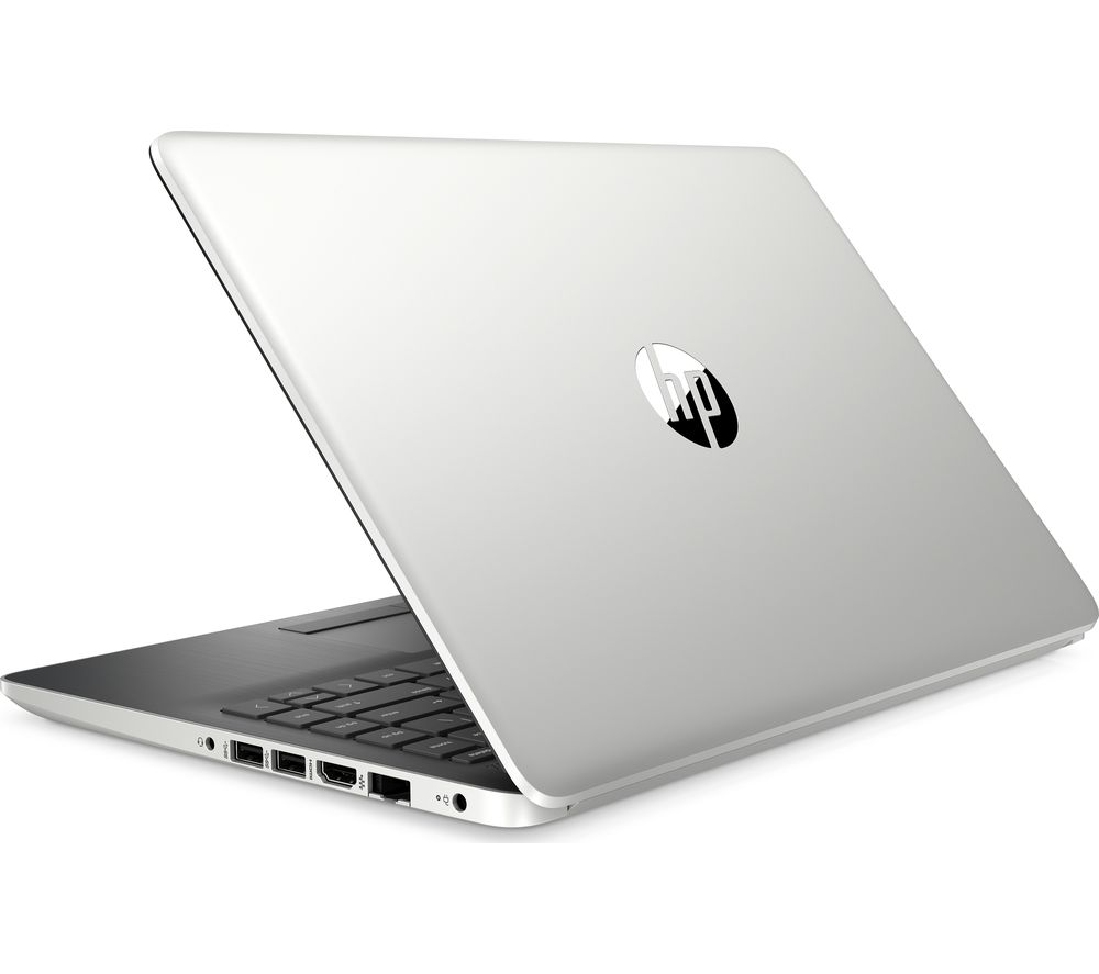 "HP 14-cf1599sa 14"" Intel® Core™ i5 Laptop - 256 GB SSD, Silver"