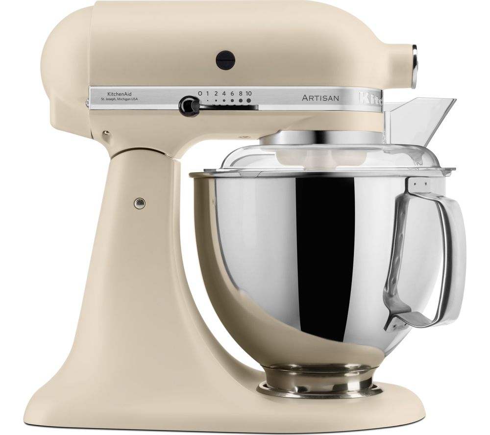 Image of Artisan 5KSM175PSBFL Stand Mixer - Cream, Cream