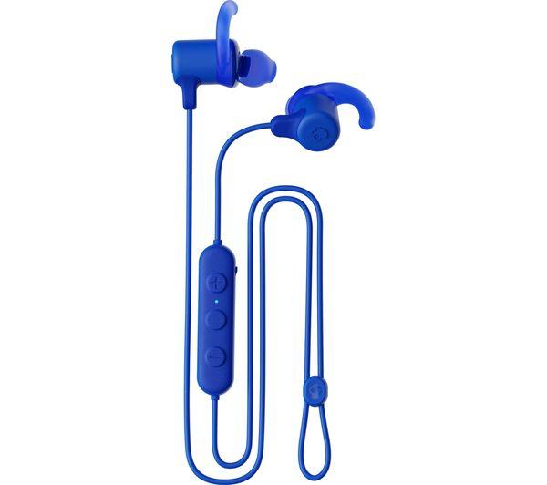ed129d1dba7 Buy SKULLCANDY Jib+ Sport Wireless Bluetooth Earphones - Blue | Free ...
