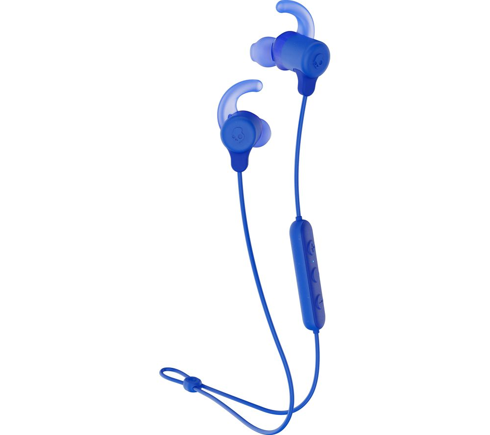SKULLCANDY Jib+ Sport Wireless Bluetooth Earphones - Blue