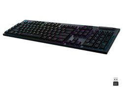 G915 LIGHTSPEED RGB Wireless Mechanical Gaming Keyboard