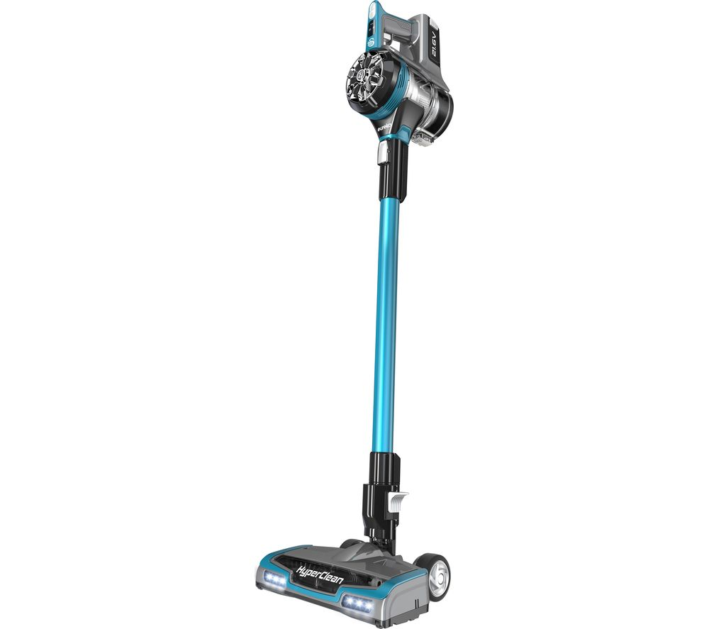 Image of HyperClean 3-in-1 SC15820N Cordless Vacuum Cleaner - Teal & Grey, Teal