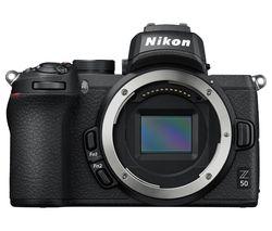 Z 50 Mirrorless Camera - Body Only