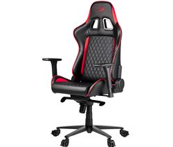 Blast Gaming Chair - Black & Red