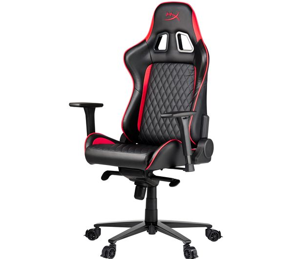 Image of HYPERX Blast Gaming Chair - Black & Red