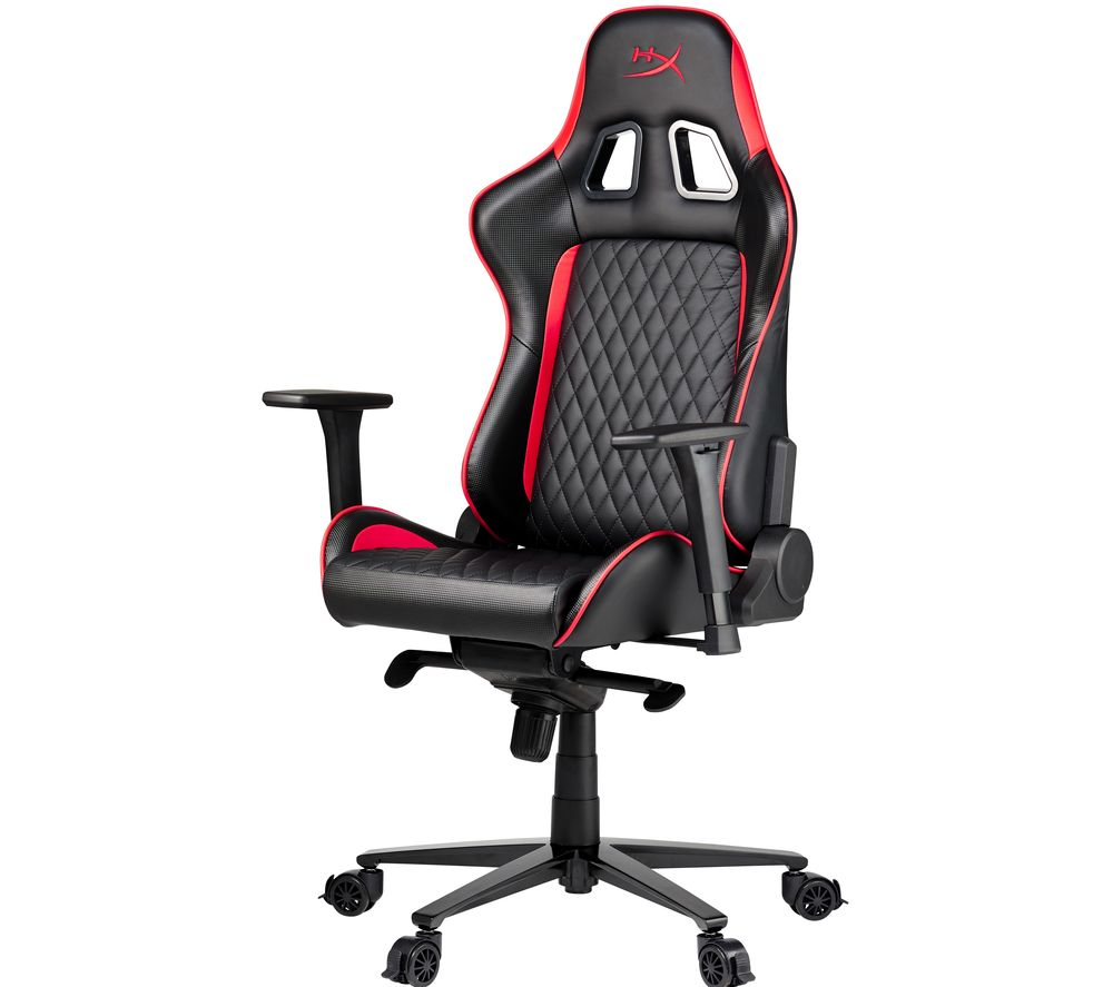 Image of HYPERX Blast Gaming Chair - Black & Red, Black